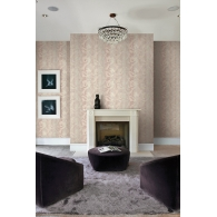 Acanthus Como Wallpaper Room Setting
