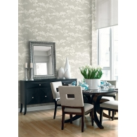 Berries Selections Wallpaper Room Setting