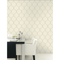 Ogee Selections Wallpaper Room Setting