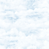 Clouds Global Fusion Wallpaper