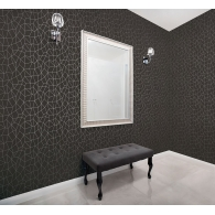 Crazy Tile Effect Special FX Wallpaper Room Setting