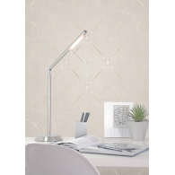 Contemporary Geometric Special FX Wallpaper Room Setting