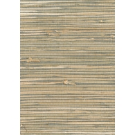 Triangle Grasscloth Natural Resource Wallpaper