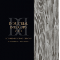 Industrial Interiors II Wallpaper Pattern Book