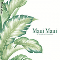 Maui Maui Wallpaper Pattern Book