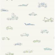 Traffic Jam Cars Playdate Adventure Wallpaper