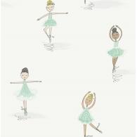 Ballerinas Playdate Adventure Wallpaper