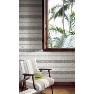 Tribal Stripe Maui Maui Wallpaper Room Setting