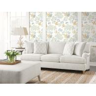 Flora Barclay Butera Wallpaper Room Setting