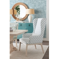 Iberian Cork Barclay Butera Wallpaper Room Setting