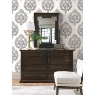 Damascus Barclay Butera Wallpaper Room Setting