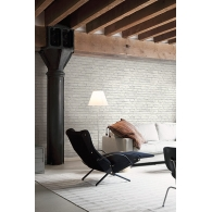 Bricks Modern Foundation Wallpaper Room Setting