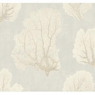 Coral Couture Aviva Stanoff Wallpaper