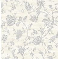 Toile Trail Sumi Wallpaper