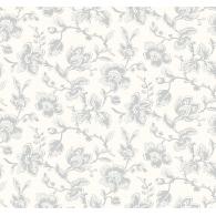 Floral Trail Sumi Wallpaper