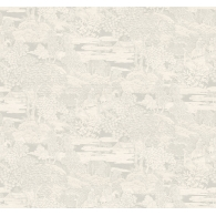 Monotone Novelty Sumi Wallpaper