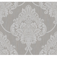 Puffed Damask Casa Blanca 2 Wallpaper
