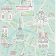 Bon Voyage! Paris Playdate Adventure Wallpaper