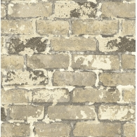 Brick Modern Foundation Wallpaper