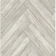 Stacked Chevron Wood Modern Foundation Wallpaper