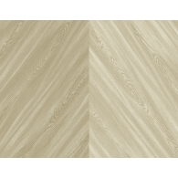 Wooden Chevron Luxe Revival Wallpaper