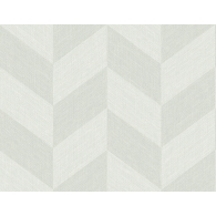 Linen Herringbone Luxe Revival Wallpaper