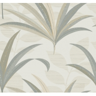 El Morocco Palm Antonina Vella Deco Wallpaper