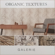Organic Textures Pattern Book