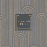 Antonina Vella Deco Wallpaper Pattern Book