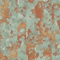 Rusty Stripe Grunge Wallpaper