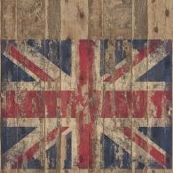 Union Jack Grunge Wallpaper