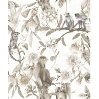 Lemur Organic Textures Wallpaper