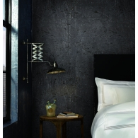 Cork Industrial Interiors II Wallpaper Room Setting