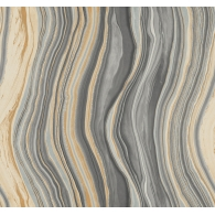 Agate Grain Luxe Revival Wallpaper