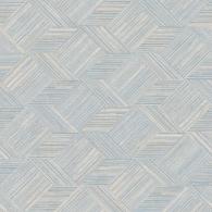 Grassy Tile Evergreen Wallpaper