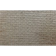 Silver & Taupe Paperweave Paper & Ink Wallpaper