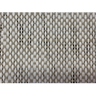 Grey & White Paperweave Paper & Ink Wallpaper