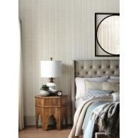 Broken Boucle Stripe Stripes Resource Library Wallpaper Room Setting