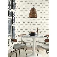 Dashing Stripe Stripes Resource Library Wallpaper Room Setting