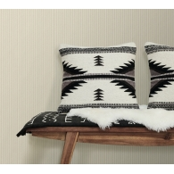 New Ticking Stripe Stripes Resource Library Wallpaper Room Setting