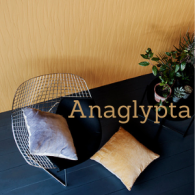 Anaglypta Wallpaper