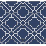 Lattice Geometric Paper & Ink Wallpaper (NGW)