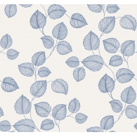Linework Leaves Paper & Ink Wallpaper (NGW)