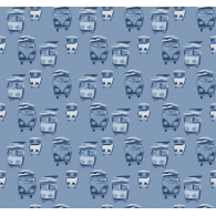 Retro VW Buses Paper & Ink Wallpaper (NGW)