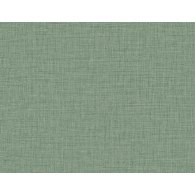 Green Faux Easy Linen Texture Gallery Wallpaper