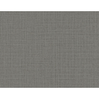 Pewter Grey Faux Woven Raffia Texture Gallery Wallpaper