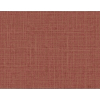 Red Faux Woven Raffia Texture Gallery Wallpaper