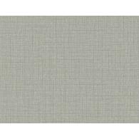 Grey Faux Woven Raffia Texture Gallery Wallpaper