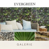 Evergreen Wallpaper Pattern Book
