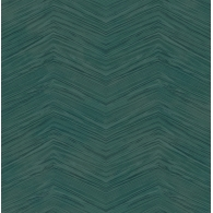 Chevron Wash Maya Wallpaper